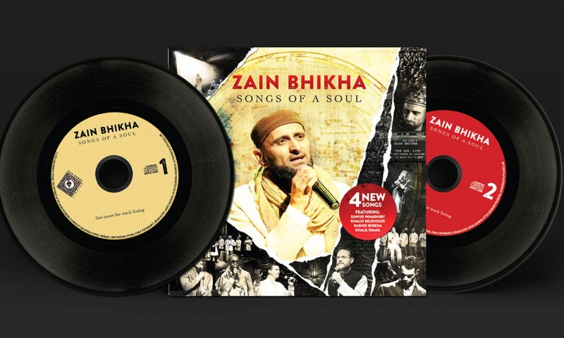 Zain Bhikha – Songs of a Soul CD / DVD