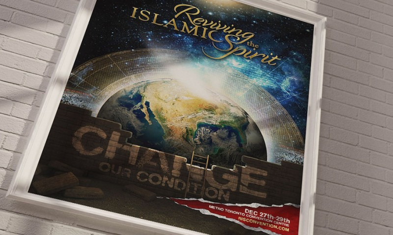 Reviving the Islamic Spirit 2013 – Canada