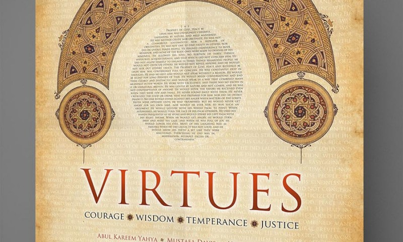 Virtues – Poster