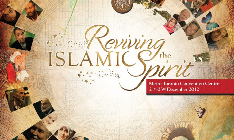 Reviving the Islamic Spirit 2012 – Canada